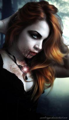 Vampire Beauty 39 by SamBriggs.deviantart.com on @deviantART