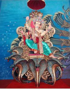 Jai Ganesh, Ganesh Lord, Ganesh Idol, Shree Ganesh, Ganesha Art, Shri Ganesh Images, Ganesh Chaturthi Images, Mahakal Shiva, Krishna