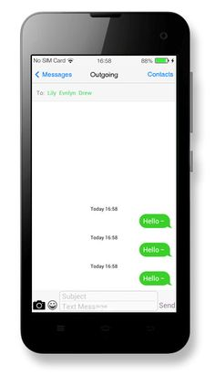 Espier PrivChat is a unique mobile social app, designed specifically for the privacy protection. By using this app, you can communicate with people from all around the world, make friends with them, share your idea, reveal your feelings, express your views, and so on