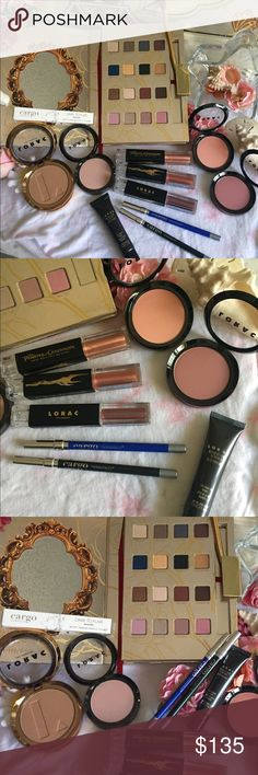 Beauty Secrets of A Disney Princess🥀BNIB💯Auth Beauty Secrets of A Disney 👸🏻Lorac & Cargo,Items Brand New in Boxes💯Authentic, batch numbers shown to verify authenticity. Lorac Limited Edition Beauty & The Beast Palette WBrush,Limited Edition Pirates of The Caribbean DualEnded Lipstick&Glosses:Me Hearties,Sparrow & Barboss-y,ColorSource Blushes:Technicolor & Aura,Behind the Scenes Eye base,Highlighter-Moonlight,TANtilizer bronzer Pool Party.Cargo Dare To Flair Black Mascara & Swimmable…