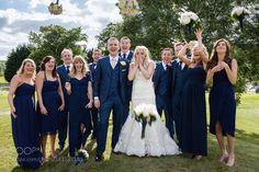 Group photo- wedding photographer by PiotrWojcik3