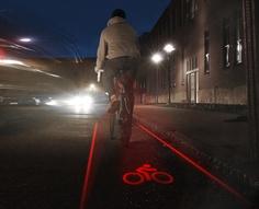 DIY bike lane