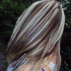 Hair highligjts