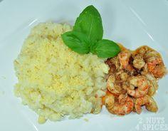 receita de arroz à piamontese