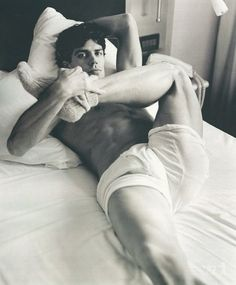 Roberto Bolle by Bruce Weber