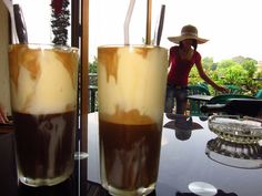 The next food trends predicted by travel writers #LP - Caphe Trung Da (Iced Coffee with Egg White) by fabulousfabs