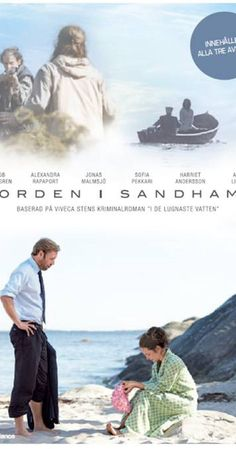 """""""Morden i Sandhamn"""" Viveca Stens popular novels come to life in """"The Sandhamn Murders"""", a perfect mix of Nordic crime & the beautiful surroundings of the outer Stockholm archipelago. With Jakob Cedergren, Alexandra Rapaport, Anki Lidén, Lars Amble."""