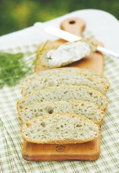 Dill Bread Recipe
