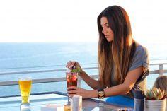 Lovely View on Nice | Negin Mirsalehi