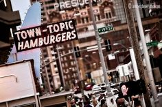 Town Topic downtown, by Eric Bowers