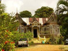 Plantation House, Sangre Grande, Trinidad