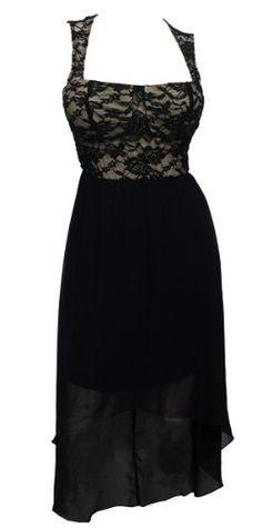eVogues Plus Size Floral Lace Bodice Hi-Lo Dress Black - 1X eVogues Apparel,http://www.amazon.com/dp/B00D6CP9CI/ref=cm_sw_r_pi_dp_lgG7rb0R34BXXXWC