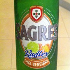 RADLER Lima- Gengibre