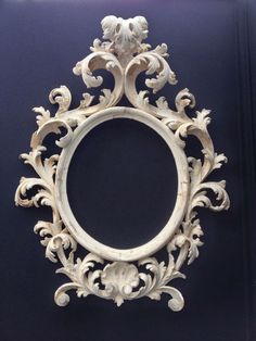 Beautiful Boiserie, Italy 18th Century Carved and Patinated Wood | From a unique collection of antique and modern frames at http://www.1stdibs.com/furniture/wall-decorations/frames/