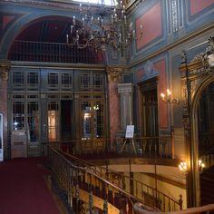 Etage du Palais Sutu. Le Palais, Parcs, Mansions, House Styles, Travel, Home Decor, Bucharest, Romania, Tourism