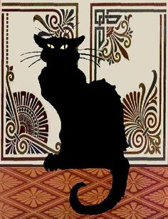 Google Image Result for http://images.fineartamerica.com/images-medium/black-cat-with-vintage-wallpaper-1-jerry-schwehm.jpg