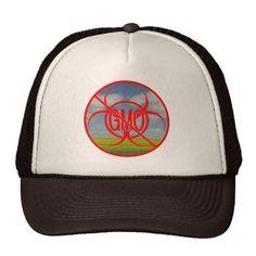 No GMO Caps Organic Farmer Trucker Hats Caps