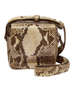 The best army-inspired pieces of the season: Jill Haber bag.