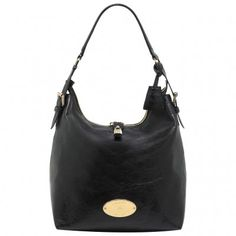 Fashion Mulberry MBHB-01 Black Natural Leather Bags Sale   Mulberry Outlet  £155.13 Mulberry 11a5d6f761bdc