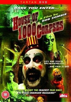 Rob Zombie is deranged...I love it!!!!