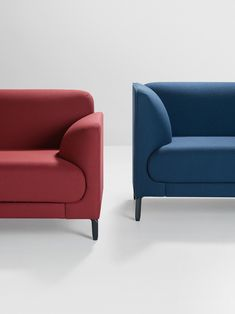 Creative office Sofa - Artifort Launches Figura Sofa and Balance Tables with Khodi Feiz. Wayfair Living Room Chairs, Accent Chairs For Living Room, House Furniture Design, Simple Sofa, Cheap Adirondack Chairs, Couch Design, Office Sofa, Interior Desing, Comfortable Sofa