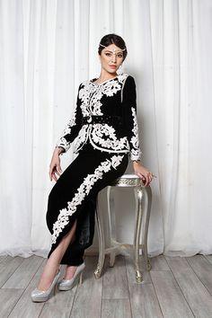 Création haute couture orientale Collection 2015