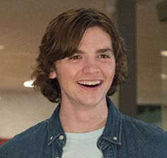 Joel Courtney — Kissing Booth