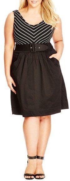 Cute!  Plus Size Dress