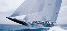 The 1934, Charles Nicholson original, Endeavour has pulled out of the Solent J regatta this July.