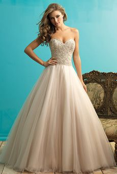 4b4d0fb406 19 najlepších obrázkov z nástenky Svadobné šaty allure bridals v ...