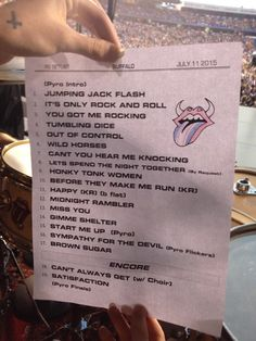 The Rolling Stones I Got You, Let It Be, Keith Richards Guitars, Ralph Wilson Stadium, Midnight Rambler, Jumpin' Jack Flash, Start Me Up, Sympathy For The Devil, Charlie Watts