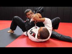 ▶ Jiu Jitsu Techniques - Submissions From Side Control (Wrist Lock + Lapel Choke) - YouTube
