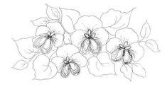 One Stroke Flowers and Vines – Oksana Volkova – Webová alba Picasa