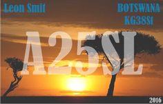 A25SL - Botswana South Africa