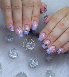 Aqua Nails, Diy Nails, Manicure, Acrylic Nail Designs, Acrylic Nails, Pedi, Pretty Nails, Nail Colors, Nailart