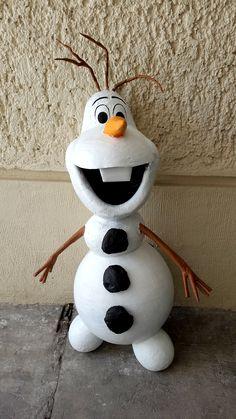 Pinata de Olaf #Frozen Más