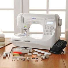 Brother 294 Stitch Computerized Sewing Machine at HSN.com