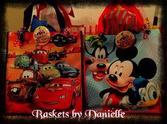 Baskets in a Bag by #basketsbydanielle