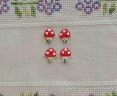 Cogumelo - botões
