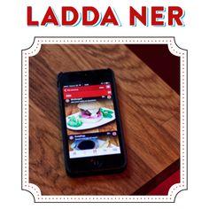 Ladda ner vår app i Google Play eller App Store.