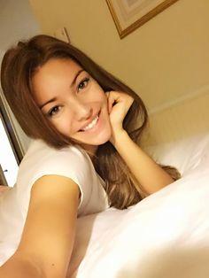 """Kulcsár Edina-Miss World 2014 """"Hungary"""" ^^-beautiful without makeup also. Miss World 2014, Without Makeup, Hungary, Actresses, Long Hair Styles, Sexy, Girls, Beautiful, Beauty"""