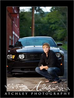 #senior #boy #car