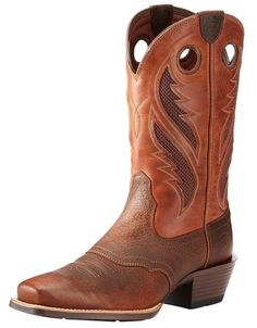 Mens Snip Toe Sanded Brown Genuine Leather Teju Lizard Skin Western Boots Exotic Skin Boots