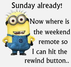 Weekend remote (FB)