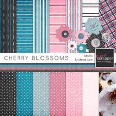 Cherry Blossoms Mini Kit*