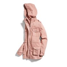 Stitch Fix New Arrivals: Blush Cargo Jacket