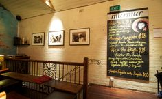 Review: Murmur -  Gently lit by lamps and candles, this easily-missed little bar offers a cosy hideaway from the...