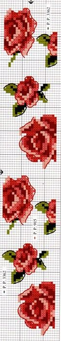 Try cross-stitch.                                                                                                                                                     More