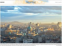 Beograd, I long to visit you for years and in Sept. 2012 it will happen :))