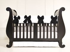 how cute is the chelsea sleigh crib?